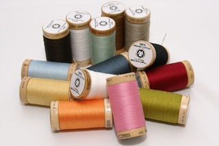 Picture of Spool organic sewing thread