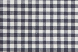 Picture of India Ink Check poplin
