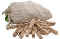 Wasknijpers FSC hout