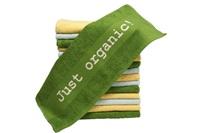 Handdoekje Just organic!