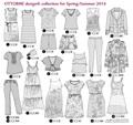 Ottobre Woman 2-2014 overview modellen