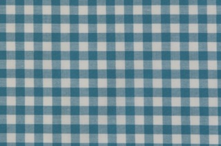 Picture of Pagoda Blue check poplin