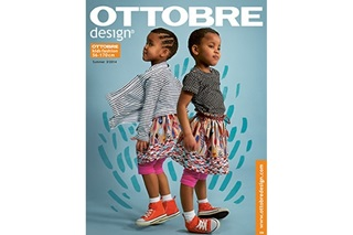 Picture of Ottobre Design Kids 3-2014