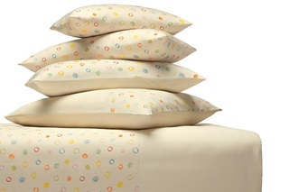 Picture of Circles children's duvet cover sateen