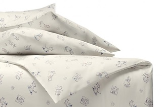 Picture of Leon & Mia children's duvet cover sateen (SALE)
