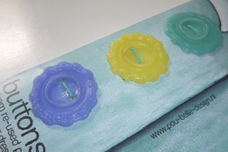 Picture of CapButtons - Pastel