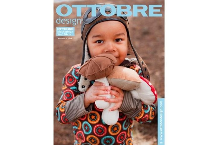 Ottobre Design Kids 4-2014 - Pure Coverz