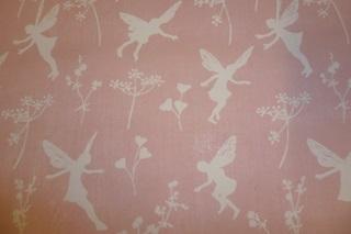 Afbeelding van Fairy Dance Pink voile