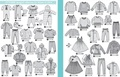 Ottobre Design Kids 6-2014 overview modellen