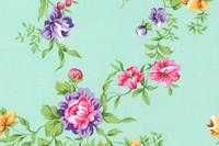 Rose Clara poplin