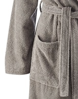 Cashmere bathrobe-2