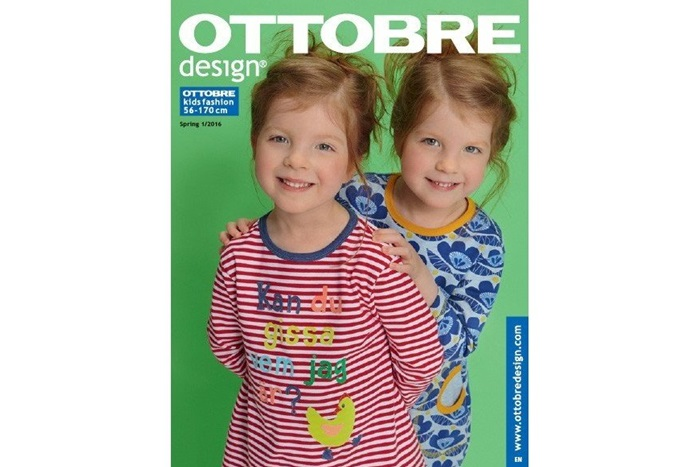 Ottobre Design Kids 1-2016 - Pure Coverz