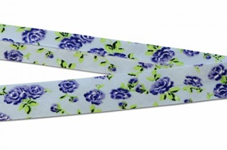 Picture of Rose Violetta bias binding