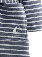 Stripe kinderbadjas-2