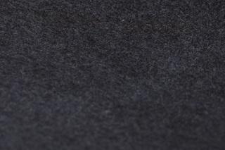 Afbeelding van Black marl fleece