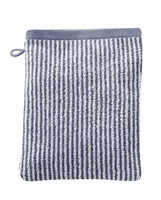 Infinity Blue Stripe bath textiles-2