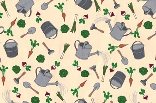 Picture of Vegetable Patch poplin