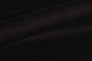 Picture of Black sweater fabric