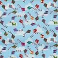 Kites poplin