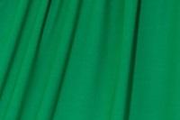 Green stretch jersey