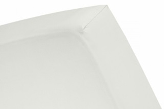 Picture of Ivory Fitted Sheet Jersey