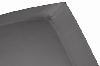Afbeelding van Basalt hoeslaken jersey