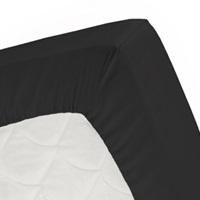 Black hoeslaken jersey-2