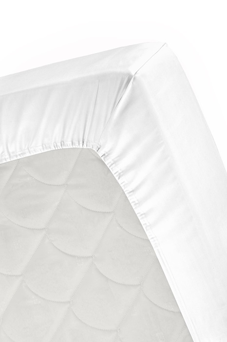 Molton Fitted Sheet Gots Damai Organics Pure Coverz