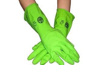 Afbeelding van Huishoudhandschoenen FSC & Fairtrade latex