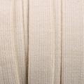 Ecru Elastic Ribbon 18 mm - heavy