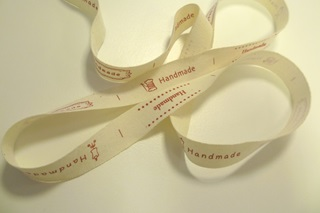 Picture of Handmade ribbon