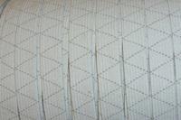 Ecru Elastic Ribbon 10 mm-2