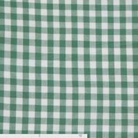 Green Bay/Wit ruitje poplin-2