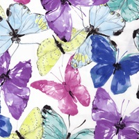 Butterfly voile-2