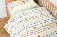 Happy Fruits children's duvet cover (SALE)