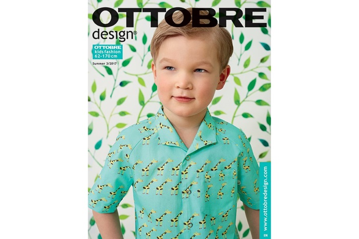 Ottobre Design Kids 3-2017 - Pure Coverz
