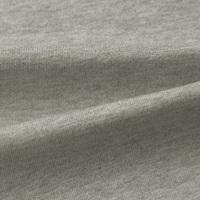 Grey Marl stretch jersey (heavy)-2