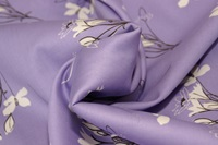 Stornetta Lavender sateen (width 279 cm)