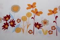 10 Flowers katoensatijn (breedte 279 cm)-2