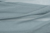 Stone Blue soft tulle