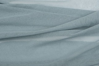 Picture of Stone Blue soft tulle