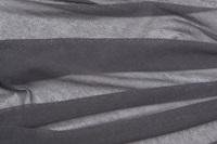 Turbulence Grey soft tulle