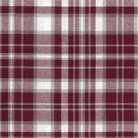 Burgundy-Grey checked flannel-2