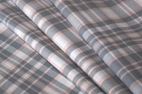 Grey-Pink checked flannel-2