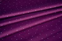 Glitter Dots Plum voile-2