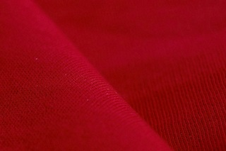 Picture of Tango Red sweater fabric