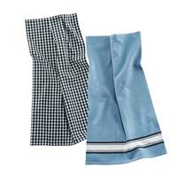 Delhi Blue tea towel set-2