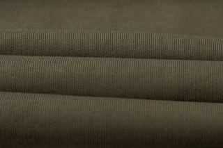 Afbeelding van Burnt Olive sweaterstof (SALE)