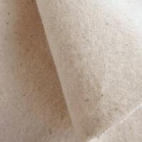 Natural molton fabric-2