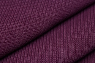 Picture of Bordeaux wristband fabric 2x1 (with elastane)